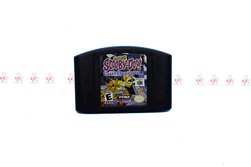 Scooby-Doo! Classic Creep Capers (Pre-Owned) N64