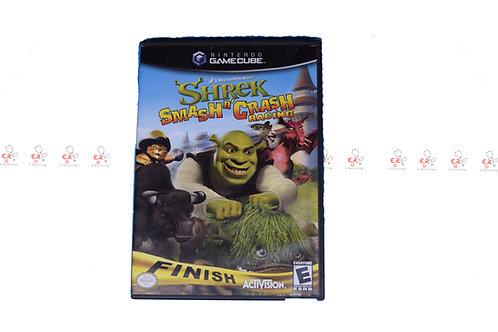 Shrek Smash N Crash Racing (Pre-Owned) Gamecube