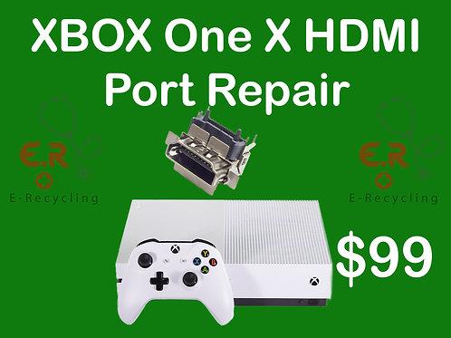 Xbox One S HDMI Port Repair Service (Full Console)