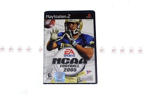Ncaa Football 2005 (Pre-Owned) Ps2