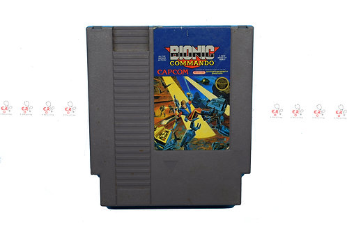 Bionic Commando(Pre-Owned) NES