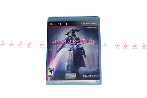 A Realm Reborn (Pre-Owned) Ps3