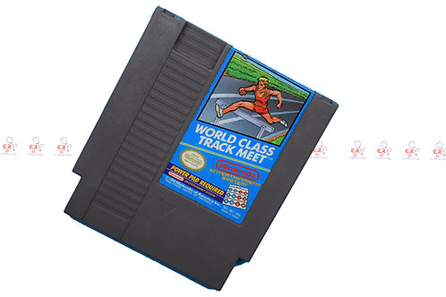 World Class Track Meet (Pre-Owned) NES