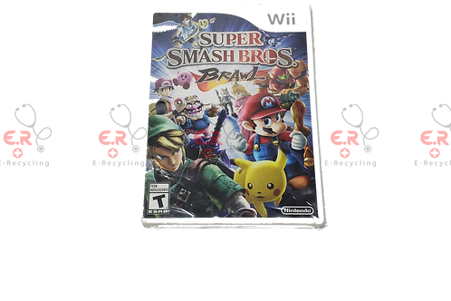 Super Smash Bros for Wii (Pre-Owned)