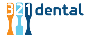 321 Dental Logo