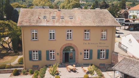 Restaurant Intense at Bürklin Wolf | Summer 2020