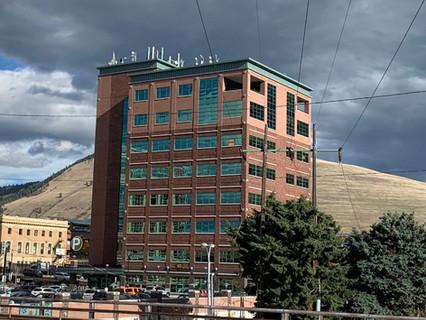 Millennium Building Commerical Roof
