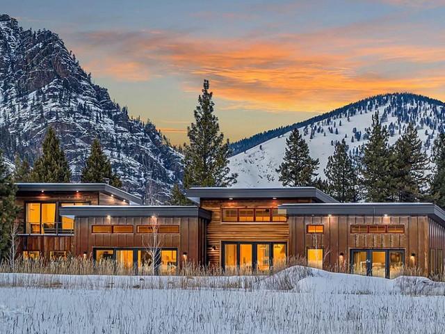 Rock Creek custom home