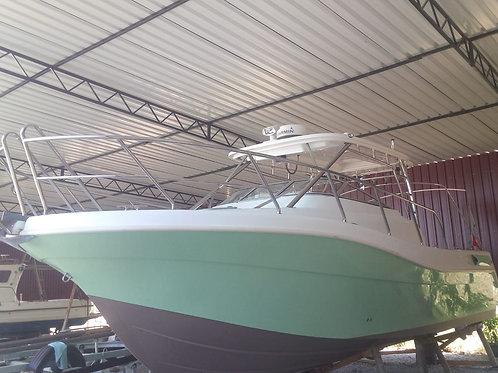 MRC Bonito 32 IB balıkçı ve gezinti teknesi 2x320 HP Mercruiser