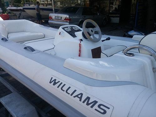 WILLIAMS TURBOJET 385 İÇTEN MOTORLU BOT