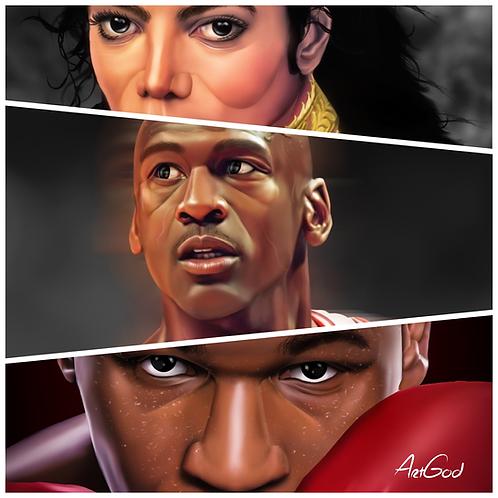 Tyson Jordan Jackson Canvas