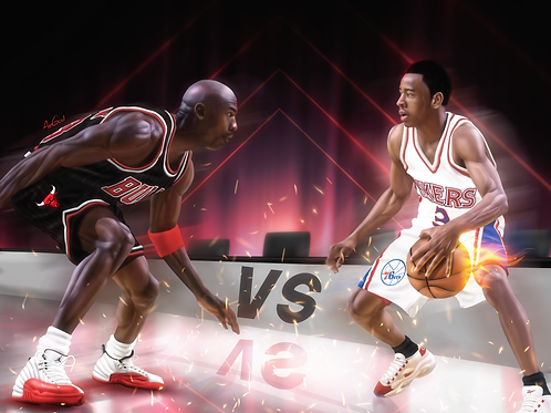 MJ VS AI