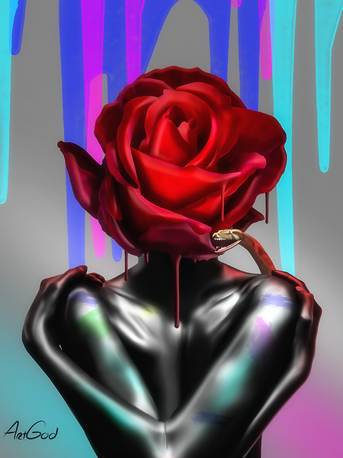 Self Love Canvas