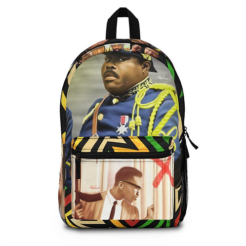 Black Power Backpack