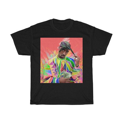 Abstract Tupac T SHIRT
