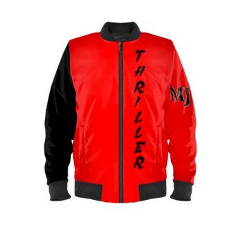 Thriller Bomber Jacket