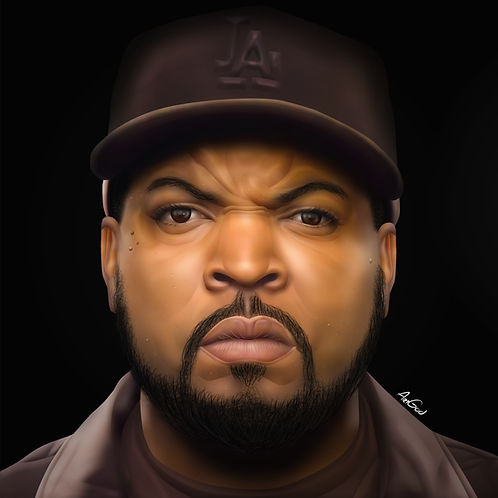 Ice Cube Canvas