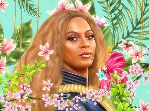 Beyonce Canvas