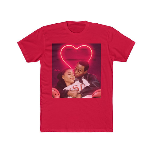 Love and basketball T- Shirt