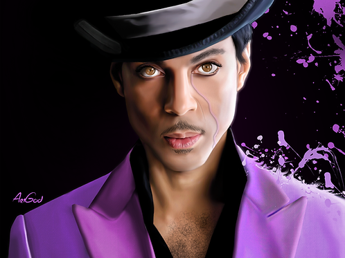 Prince Canvas