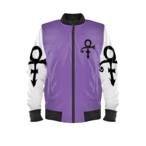 Prince Bomber Jacket