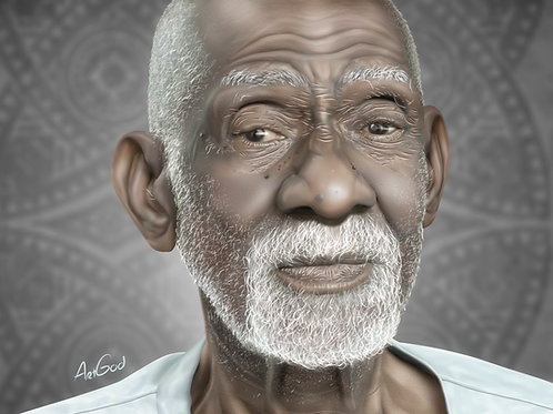 Dr. Sebi Canvas