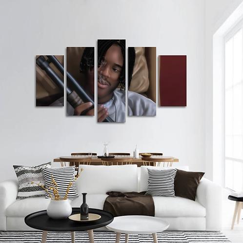 Odogg Multipanel Canvas