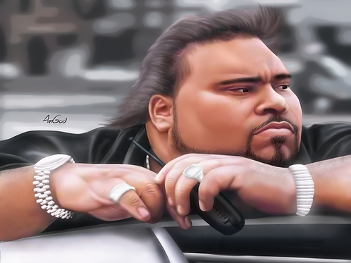 BIG PUN CANVAS