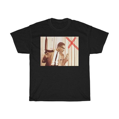 Malcolm X T shirt