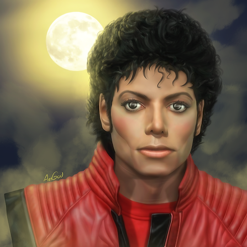 Thriller Canvas