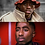 Thumbnail: Big size Q/Tupac-Juice Canvas