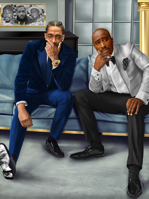 NIP & PAC Canvas