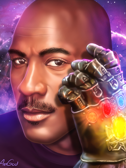 MJ Thanos