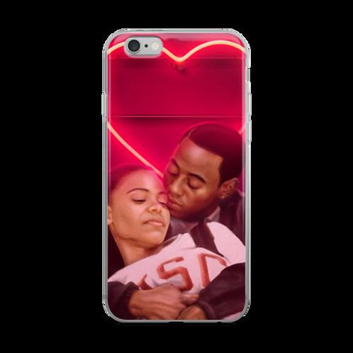 Love In Basketball Phone Case
