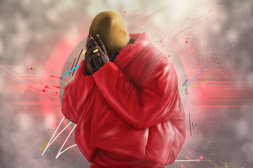 Kanye Canvas