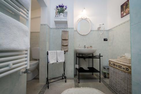 The Dream - bagno con doccia