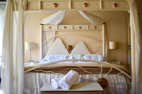 The Queen - camera da letto matrimoniale