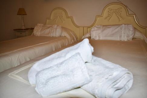 The Queen - camera da letto matrimoniale o con letti divisi