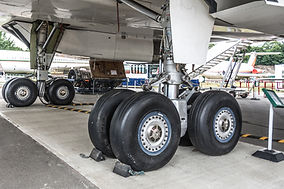 Aircraft wheels aviation