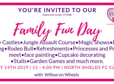 Family Fun Day - 14th July