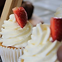 Victoria Sponge Cupcake