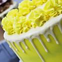 Lemon Drizzle Drip Cake