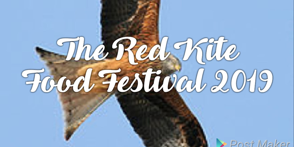 The Red Kite Food Festival