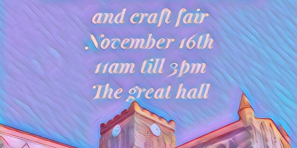 Hexham Abbey Christmas Indoor Market