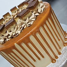 Millionaire's Drip Cake
