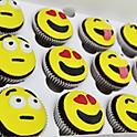 Emoji Cupcakes (12)