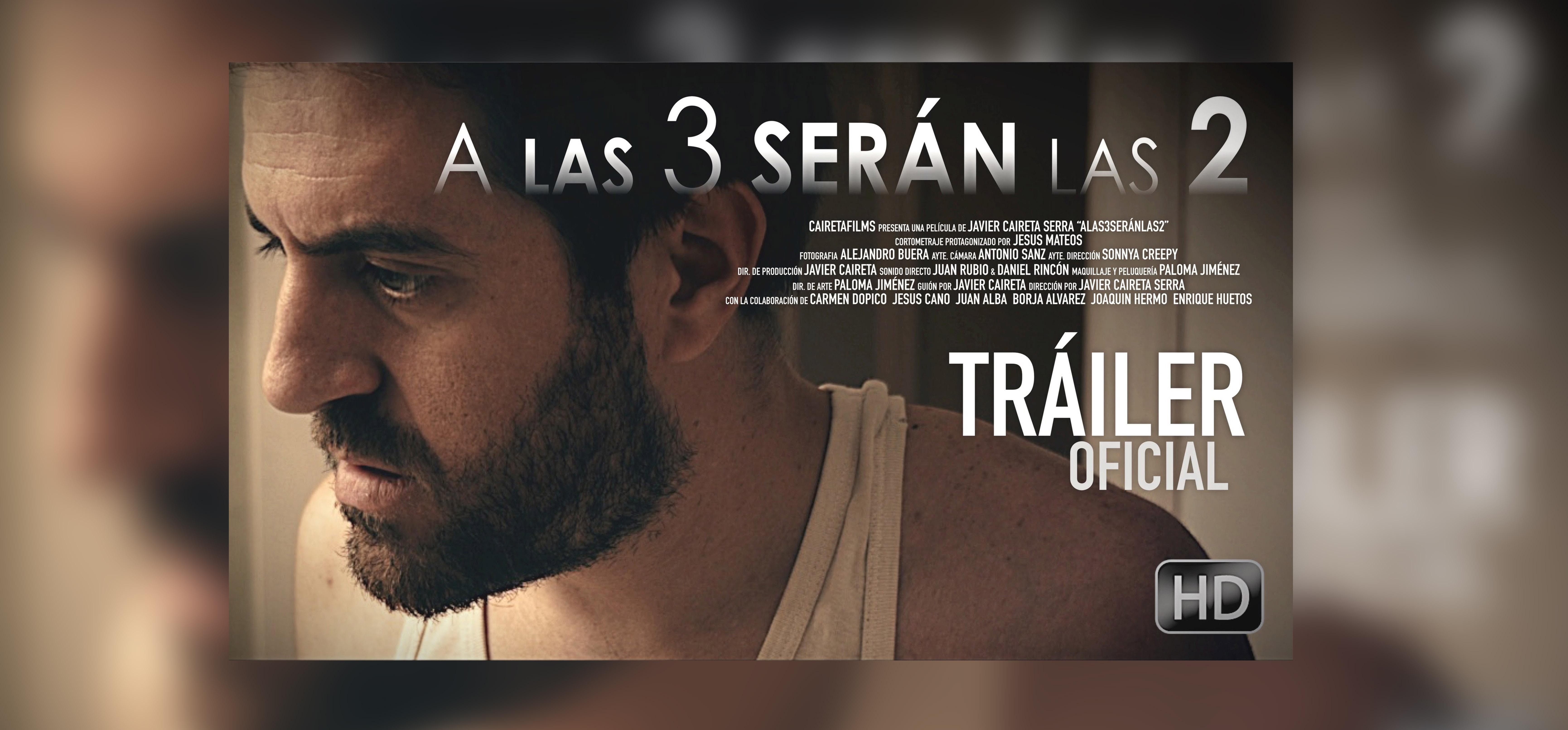 """""""A LAS 3 SERÁN LAS 2"""""""