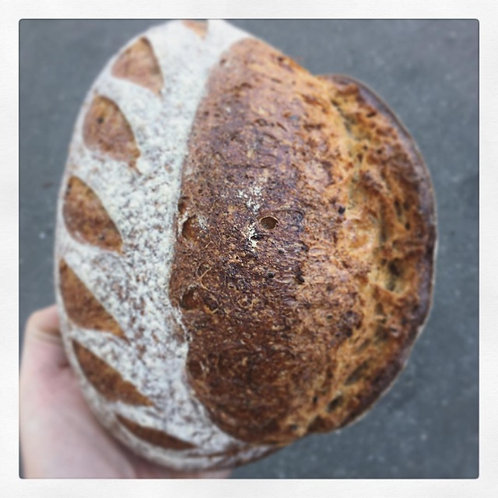 Honey Grove Bread