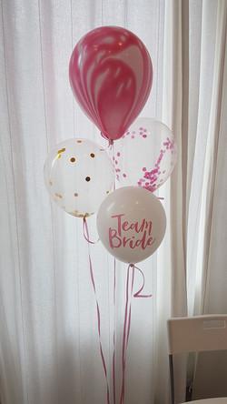 Terrell balloons