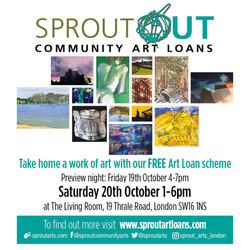 Sprout Art October_Loan